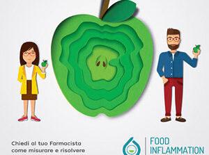 Ottobre per combattere l'infiammazione da cibo