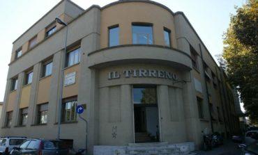 In esubero trenta poligrafici al Tirreno