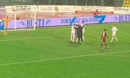 Livorno-Trapani 1-2 Fine della Corsa?