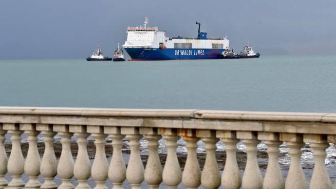 Irregolare l'impianto antincendio, fermato in porto l'eurocargo Trieste