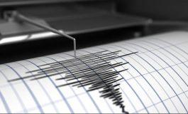 Scossa di terremoto nella notte