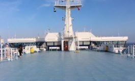 Si spezza cavo all'ormeggio: ferito marinaio della Ferries