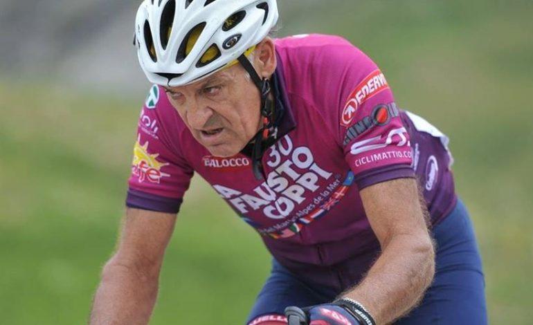Morto l'ex ciclista Walter Passuello