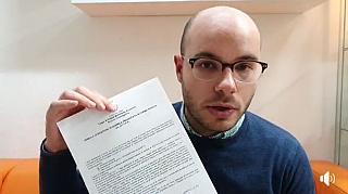 Scontro Bottai-Perini, il leghista ha esposto denuncia