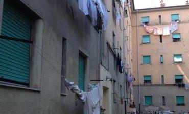 Shangai: rimossi rifiuti ingombranti in via Giolitti