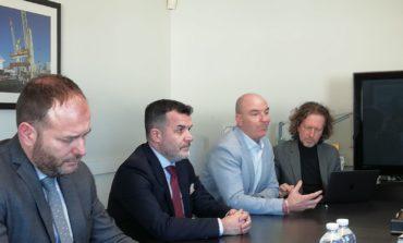 Nuovo stadio, il sindaco ha incontrato Palermo