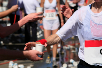 Stop alla plastica anche nelle manifestazioni sportive