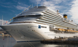 ll porto di Piombino pronto ad accogliere la Costa Diadema