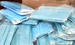 La Protezione Civile ha distribuito ai Comuni 738.000 mascherine in tutta la provincia