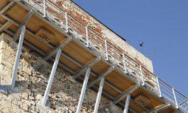Calafuria, nidi artificiali collocati nella torre