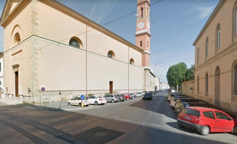Via Galilei, proteste per la pista ciclabile