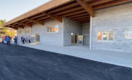 Centro del riuso, inaugurata la struttura in via Cattaneo