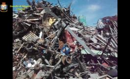Traffico illecito di rifiuti, sequestri per 1,3 milioni di euro