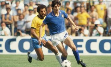 """Giani: """"Rossi il più grande calciatore toscano"""""""