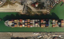 Porto: si sperimenta portacontainer con pescaggio di 12 metri