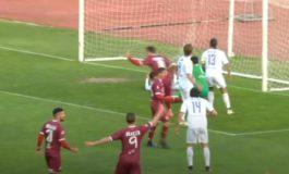 Livorno Como 1-2 Addio alle Armi