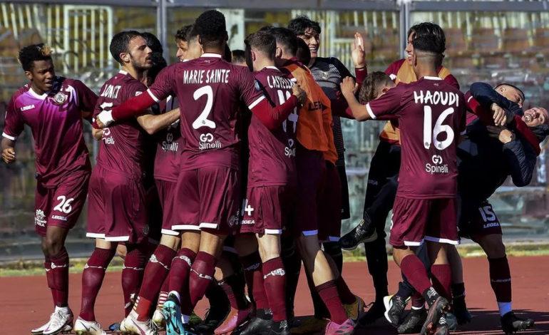 Livorno Pistoiese 5-0 Resurrezione Amaranto