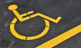 Spazi auto per disabili, approvato il nuovo regolamento