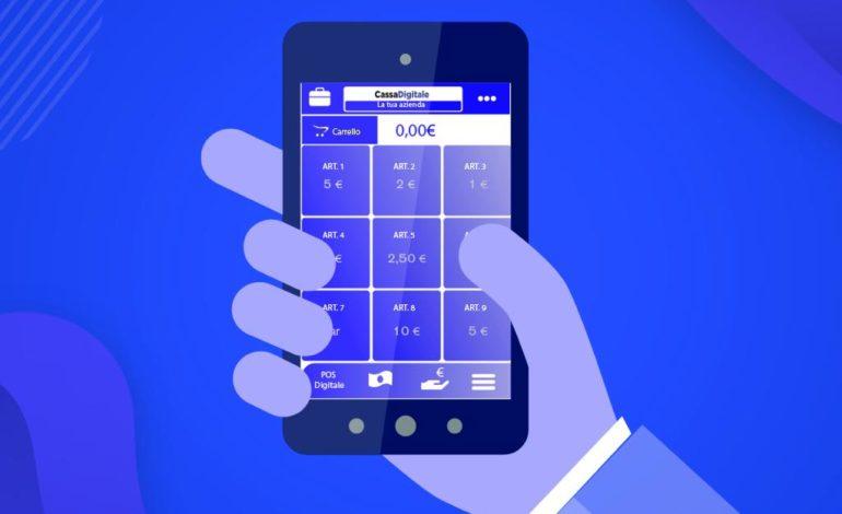"""""""Cassa digitale"""": la app che sostituisce gli scontrini"""