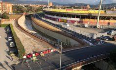 Rio Maggiore: centralina idraulica per la messa in sicurezza ambientale