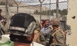 Missione speciale in Afghanistan dei militari del Tuscania di stanza a Livorno