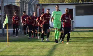 Figline-Livorno 0-0. Senza reti l'amichevole disputata dagli amaranto