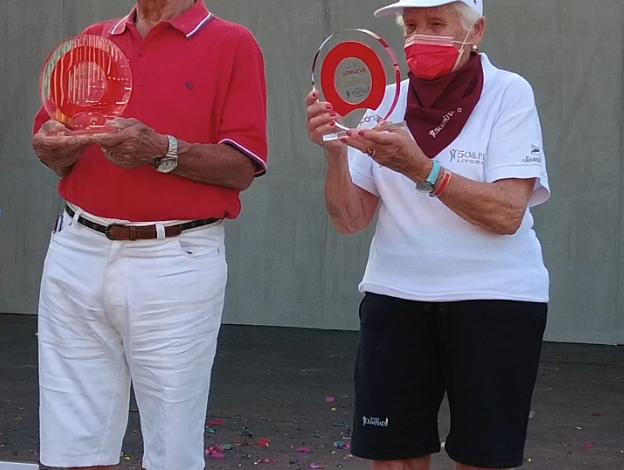 Pierina (98 anni) l'atleta più longeva alle olimpiadi 50&più
