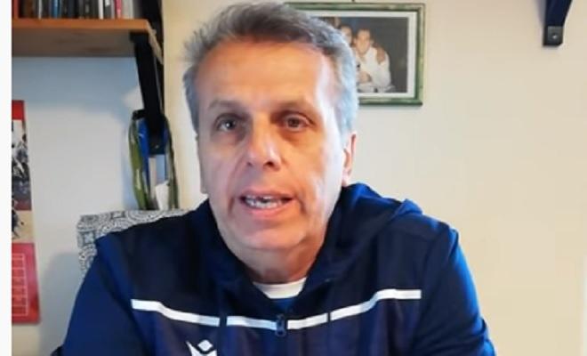 """Il presidente Mangini a """"Calcio Toscano Calcio Giocato"""""""