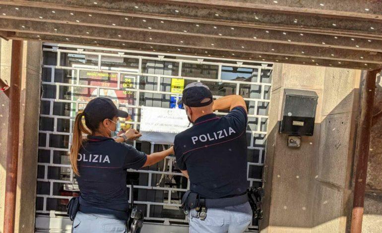 """Lite in un locale in Piazza della Repubblica, chiuso il bar """"Moro City"""""""