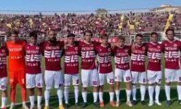 Livorno Fucecchio 3-1 La Marcia Continua, Soli in Testa